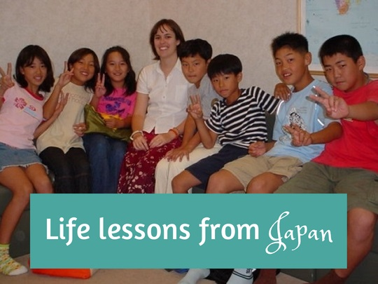 Life lessons from living and working abroad in Japan