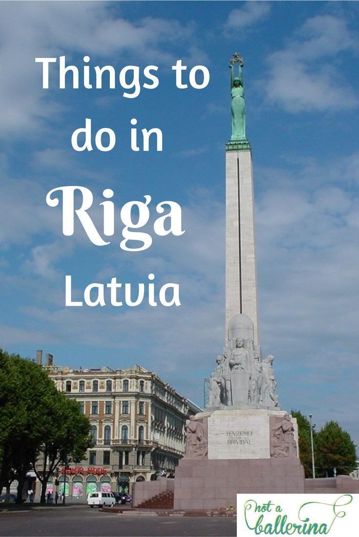 Things to do in Riga, Latvia