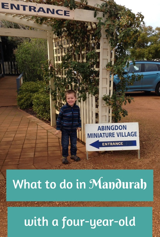 Abingdon Miniature Village: What to do in Mandurah with kids, Western Australia