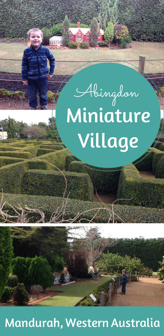 Abingdon Miniature Village - tourist attractions in Mandurah