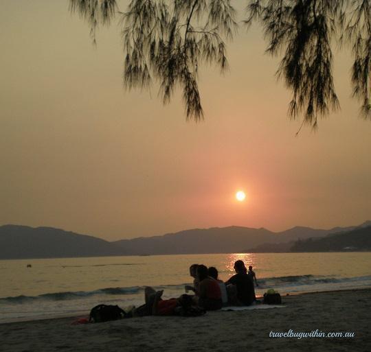 Lantau Island in Hong Kong