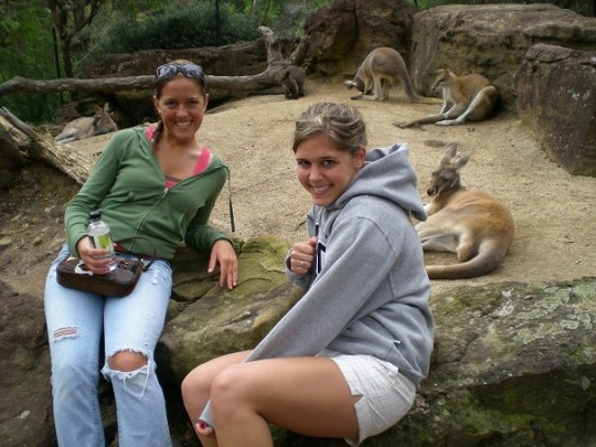 Reverse culture shock after studying abroad in Australia
