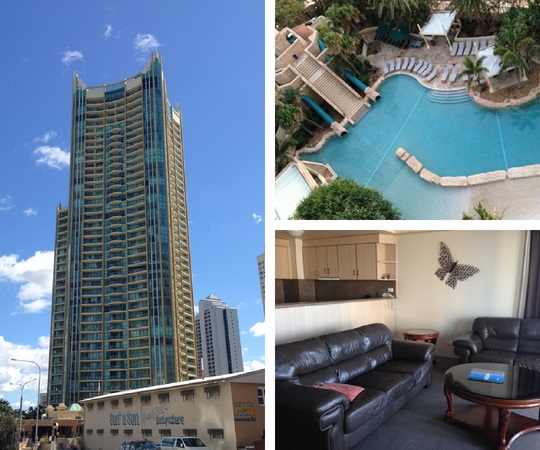 Gold Coast accommodation - Mantra Sun City Resort