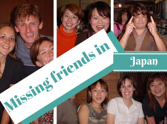 Missing friends abroad - perils of expat life