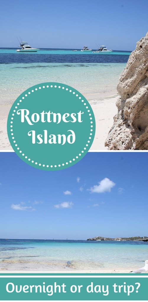 Rottnest Island for a day trip or overnight