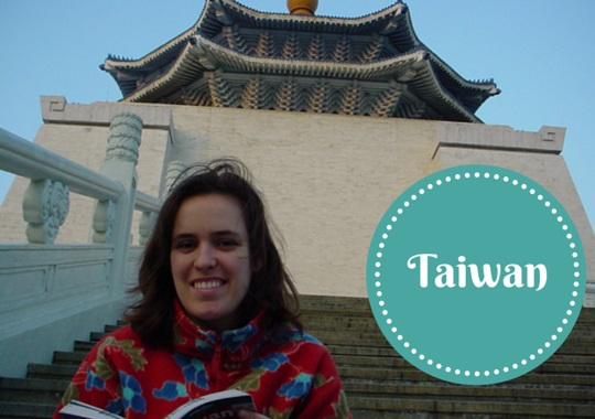 Keeping count of the countries I've visited - Taiwan