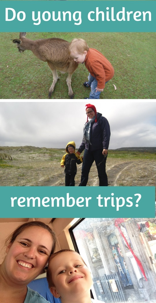 Doyoung children remember trips?