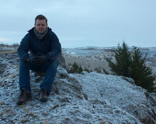 Kari Gislason, author of The Promise of Iceland